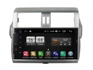 Штатная магнитола FarCar s300 для Toyota Land Cruiser Prado 150 на Android (RL531R)