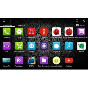 Штатное головное устройство DAYSTAR DS-7019HB KIA Sorento Prime 2015+ ANDROID 9