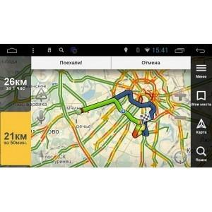 Штатное головное устройство DAYSTAR DS-8101HB Hyundai Tucson 2015+ ANDROID 9