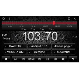 Штатное головное устройство DAYSTAR DS-7007HD ДЛЯ Mitsubishi Pajero 4 ANDROID 8.1.0