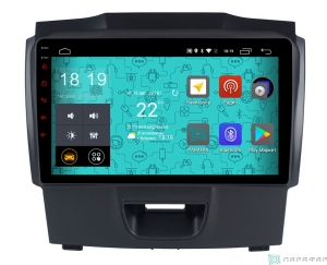 Штатная магнитола Parafar 4G/LTE с IPS матрицей для Chevrolet Trailblazer на Android 7.1.1 (PF957)