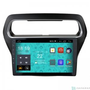 Штатная магнитола Parafar 4G/LTE с IPS матрицей для Ford Escort на Android 7.1.1 (PF232)