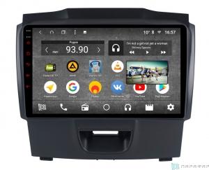 Штатная магнитола Parafar с IPS матрицей для Chevrolet Trailblazer на Android 8.1.0 (PF957K)