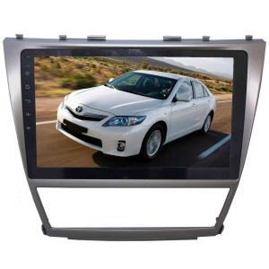 Штатная магнитола 2DIN для Toyota Camry 2006-2011 года LeTrun 1882-2059 10 дюймов KD Android 8.x MTK 4G 2+16 Gb