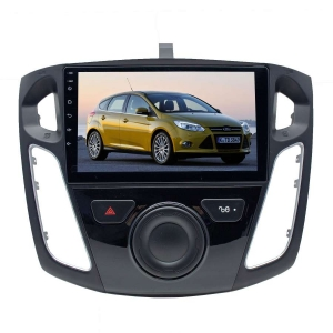 ШГУ для Ford Focus 3 ( 2011-2015 г ) LeTrun 2709-2987 9 дюймов NS Система 360° MTK 2+32 Gb Android 7.x