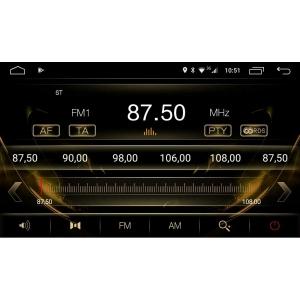 Штатная магнитола Mercedes C-Class W203(04-07), CLC-class (08-10) LeTrun 2410 Android 6.0.1 MTK 4G