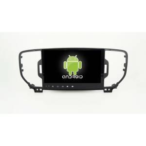 CARMEDIA QR-1027 Головное устройство на Android 6.0.1 для Toyota Highlander 2007-2013
