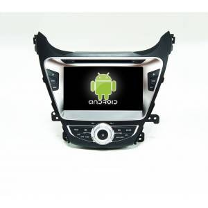 CARMEDIA QR-8088 Головное устройство на Android 6.0.1 для Hyundai Elantra 2014+