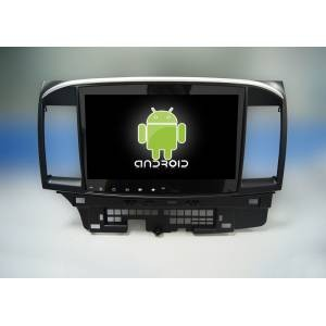 CARMEDIA QR-1049 Головное устройство на Android 6.0.1 для Mitsubishi Lancer