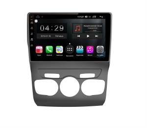 Штатная магнитола FarCar s300-SIM 4G для Citroen C4 на Android (RG2006R)