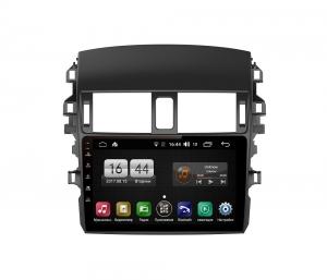 Штатная магнитола FarCar s185 для Toyota Corolla на Android (LY063R)