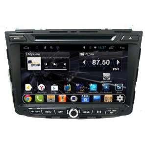 Штатное головное устройство DAYSTAR DS-8004HD Hyundai Creta 2016+ ANDROID 8.1.0