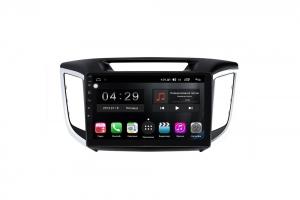Штатная магнитола FarCar s300-SIM 4G для Hyundai Creta на Android (RG407R)