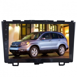 Автомагнитола Letrun Honda CR-V 4G+64G 9 дюймов с 4G LTE Sim