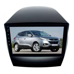 Штатная магнитола для Hyundai IX35 с 2009 до 2015 г. LeTrun 3013-2987 9 дюймов NS Система 360° MTK 2+32 Gb Android 7.x