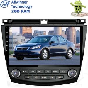 Штатная магнитола Honda Accord CL7, CL9 LeTrun 2052 Android 7.1.1 9 дюймов Alwinner