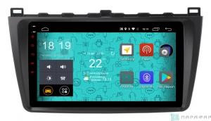 Штатная магнитола Parafar 4G LTE с IPS матрицей для Mazda 6 2007-2012 на Android 7.1.1 (PF012)