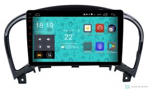 Штатная магнитола Parafar 4G LTE с IPS матрицей для Nissan Juke 2010+ на Android 7.1.1 (PF789)