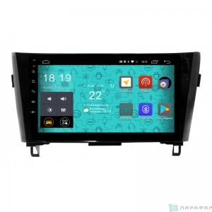 Штатная магнитола Parafar 4G/LTE с IPS матрицей для Nissan Qashqai 2014+ на Android 7.1.1 (PF967)