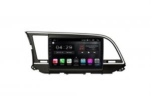 Штатная магнитола FarCar s300-SIM 4G для Hyundai Elantra на Android (RG581R)