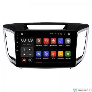 Штатная магнитола Parafar с IPS матрицей для Hyundai Creta на Android 6.0 (PF407Lite)