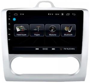 Автомагнитола Letrun Ford Focus 2 (климат) 4G+64G 9 дюймов с 4G LTE Sim