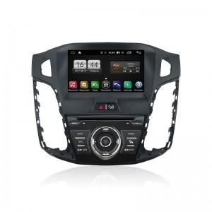 Штатная магнитола FarCar s170 для Ford Focus 3 на Android (L150)