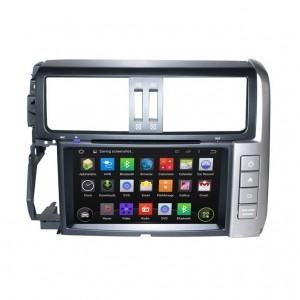 Штатное головное устройство для Toyota LC PRADO 150 2009-2013 на Android 8.0 Carmedia KDO-8015