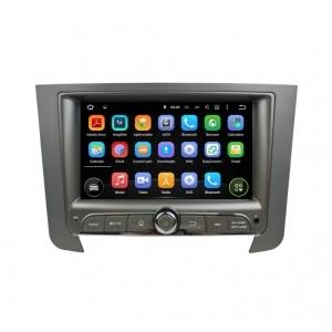 Штатное головное устройство для SSANGYONG Rexton 2012+ на Android 8.0 Carmedia KDO-7302
