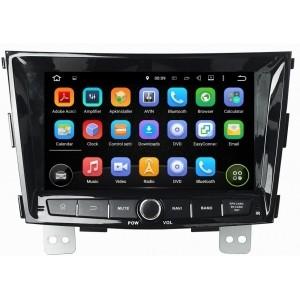 Штатное головное устройство для SSANGYONG Tivoli на Android 8.0 Carmedia KDO-8116