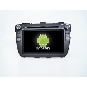 Штатное головное устройство KIA Sorento 2012-2015 ( XM, рестайл) на Android 7.1 CARMEDIA KR-7064-T8