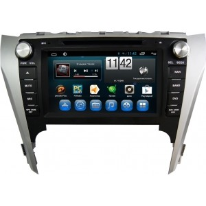 Штатное головное устройство Toyota Camry 2011-2014 (V50) на Android 7.1 CARMEDIA KR-8010-T8