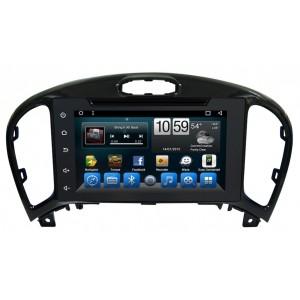 Штатное головное устройство Nissan Juke 2010+ на Android 7.1 CARMEDIA KR-8120-T8