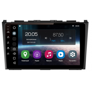 Штатная магнитола FarCar s200 для Honda CR-V 2006-2012 на Android 8.0.1 (V009R-DSP)