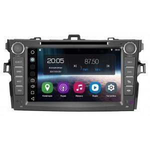 Штатная магнитола FarCar s200 для Toyota Corolla 2007-2012 на Android 8.0.1 (V063)