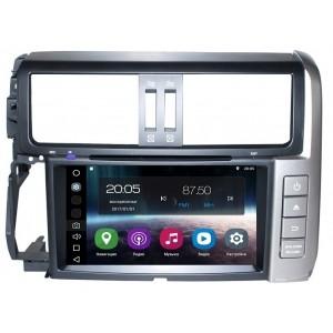 Штатная магнитола FarCar s200 для Land Cruiser Prado 150 2009-2013 на Android 8.0.1 (V065)