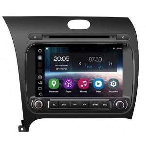 Штатная магнитола FarCar s200 для KIA Cerato 2013+ на Android 8.0.1 (V280)