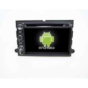 Штатное головное устройство FORD 188х118мм Explorer, Expedition, Mustang, F150, F250, F350, F450 на Android 7.1 CARMEDIA KR-7057-T8