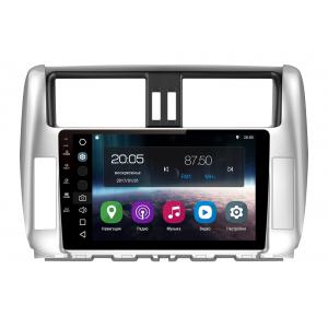 Штатная магнитола FarCar s200 для Land Cruiser Prado 150 2009-2013 на Android 8.0.1 (V065R-DSP)