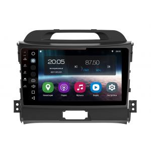 Штатная магнитола FarCar s200 для KIA Sportage 2010-2016 на Android 8.0.1 (V537R-DSP)