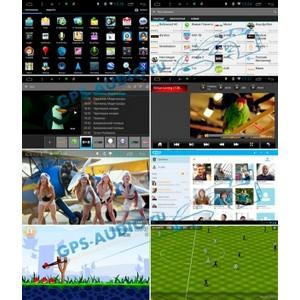 Головное устройство HONDA CRV IV на Android 6.0.1 CARMEDIA QR-7104