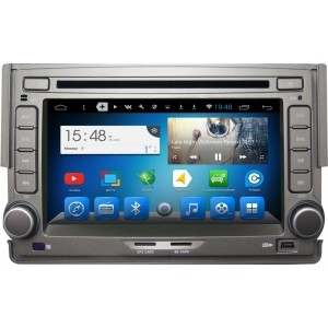 Головное устройство Hyundai H1 (Grand Starex) на Android 6.0.1 CARMEDIA QR-6226
