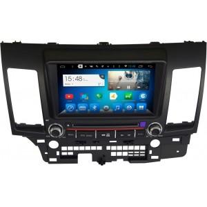 Головное устройство Mitsubishi Lancer 10 на Android 6.0.1 CARMEDIA QR-8060