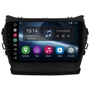 Штатная магнитола FarCar s200 для Hyundai Santa Fe 2012+ на Android 8.0.1 (V209R-DSP)