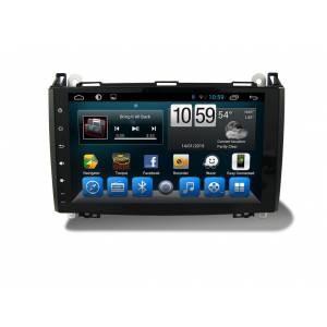CARMEDIA QR-9030 Головное устройство на Android 6.0.1 для Mercedes-Benz