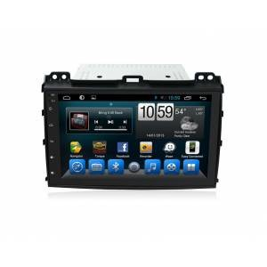 Carmedia QR-9031 Головное устройство на Android 6.0.1 для Toyota Land Cruiser Prado 120 2002-2009