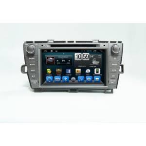 CARMEDIA QR-8014 Головное устройство на Android 6.0.1 для Toyota Prius 2009+