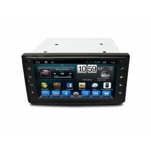 CARMEDIA QR-6954 Универсальное головное устройство на Android 6.0.1 для Toyota