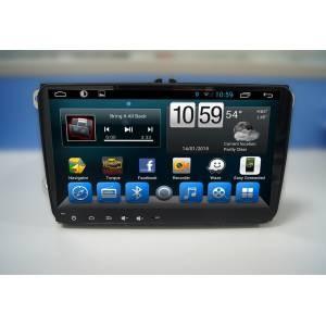 CARMEDIA QR-9017 Головное устройство на Android 6.0.1 для Volkswagen Skoda