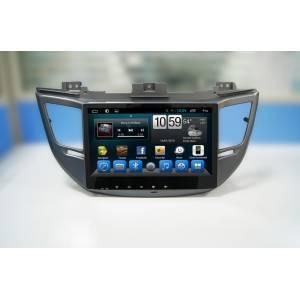 CARMEDIA QR-1080 Головное устройство на Android 6.0.1 для Hyundai Tucson 2016+